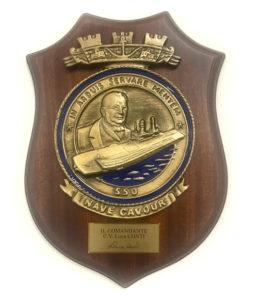 Crest Nave Cavour